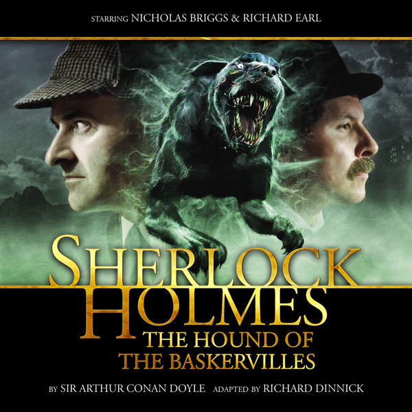 hound of the baskervilles - My fascination for hounds that stems from Hound of the Baskervilles